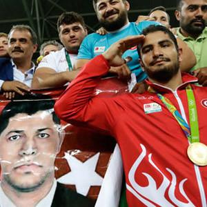 Rio'da tarih yazdık ! Türkiye'nin gururu Taha Akgül...