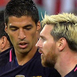 Messi ve Suarez arasında ilginç diyalog !