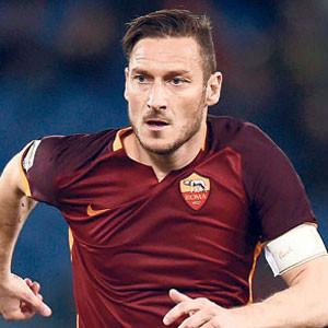 Yok artık Totti ! Müthiş rakam...