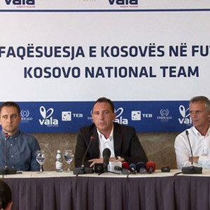 Kosova, Hırvatistan maçından umutlu