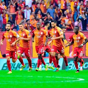 Galatasaray Şampiyonlar Ligi'nde ilk 25'te