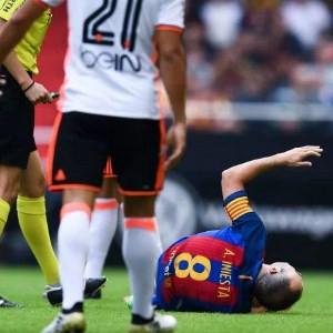 Barcelona'yı sarsan sakatlık !