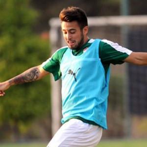 Bursaspor'un nöbetçi golcüsü Jorquera