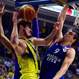 THY Euroleague'de iki Türk derbisi