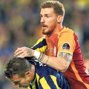Galatasaray'ın Ramos'u Serdar Aziz !