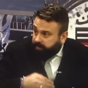 Patlama anı Beşiktaş TV'ye yansıdı