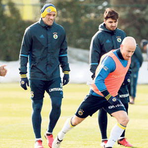 Fenerbahçe'de rotasyon sıkıntısı