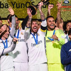 Real Madrid'e CAS'tan müjde !