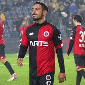 Fenerbahçe'nin yeni 10 numarası İrfan Can Kahveci