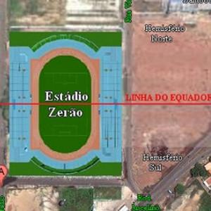 Dünyanın en ilginç stadyumu