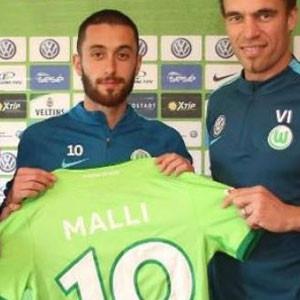 ''Wolfsburg, kariyerim açısından iyi bir adım''