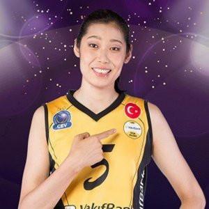 Yılın Kadın Sporcusu Zhu Ting