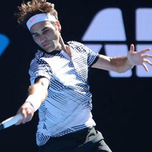 Kerber ve Federer turladı