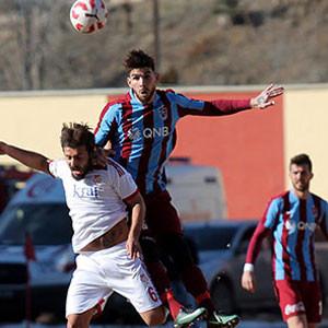 Trabzonspor turu zora soktu
