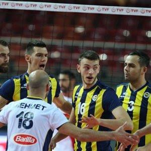 Fenerbahçe 8'li finallerde