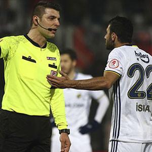 PFDK'dan Fenerbahçe'ye ret