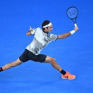Tarihi maç Federer'in !
