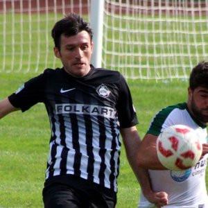 İbrahim Akın'ın gol hasreti sona erdi