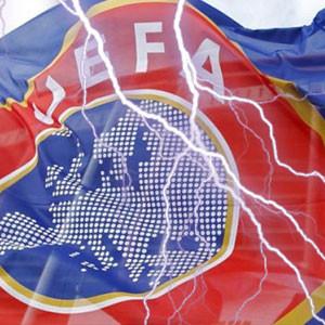 UEFA'dan Leipzig ve Salzburg'a şok !