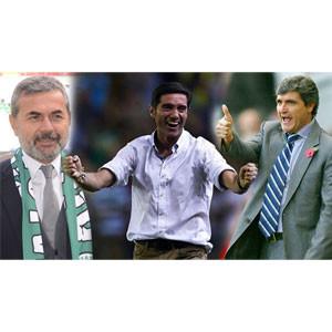 Fenerbahçe'ye üç teknik direktör adayı