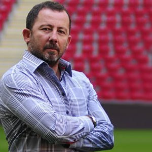 Sergen Yalçın'dan Beşiktaş için hazırım mesajı