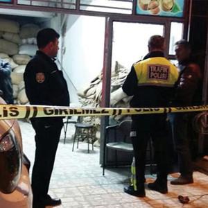Milli kick boksçu'ya silahlı saldırı