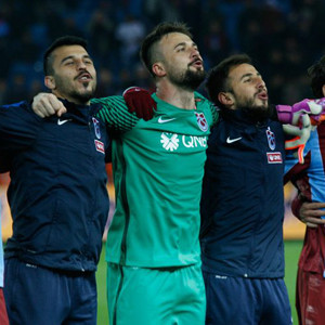 Trabzonspor Avrupa'ya damga vurdu
