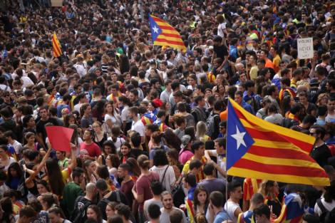 Herkesin gözü bu konuşmadaydı ! Katalonya için flaş karar