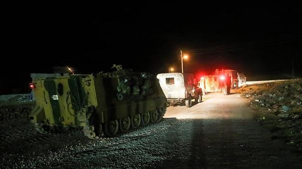 TSK İdlib'e intikal için keşif yaptı !
