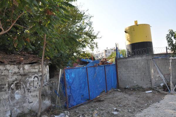 Tarsus'ta 11 aydır süren gizemli kazı aylar sonra görüntülendi