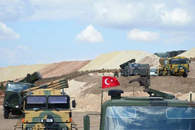 Mehmetçik İdlib'te; TSK'dan da ilk resmi açıklama geldi