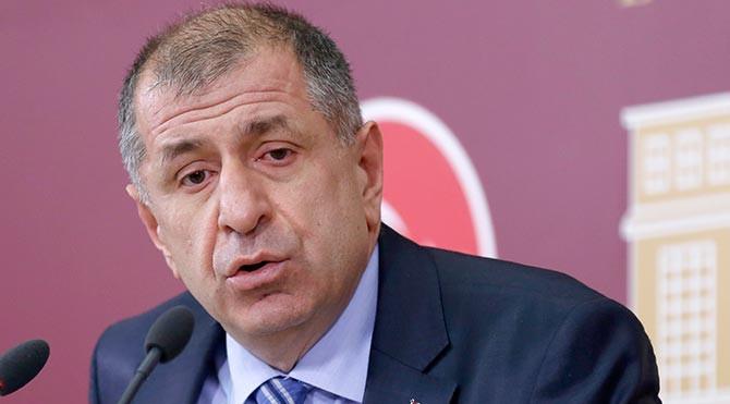 Ümit Özdağ: ''AKP Türk milletinin topraklarını Suriyelilere dağıtıyor''
