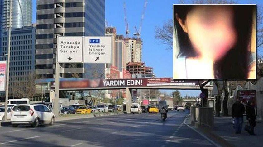 Üniversiteli kıza İstanbul'un göbeğinde tecavüz