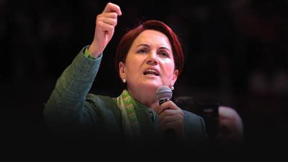 Meral Akşener yeni parti için tarihi resmen açıkladı
