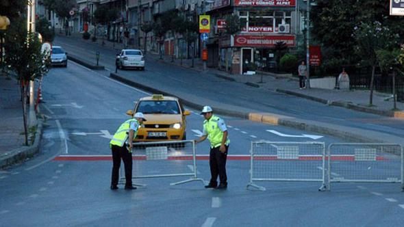 İstanbullular dikkat ! Bu yollar trafiğe kapatılacak