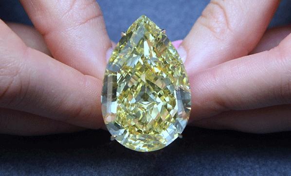Bugüne kadarki en değerli elmas bulundu
