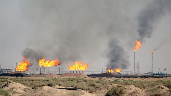 Irak ordusu saldıraya geçti