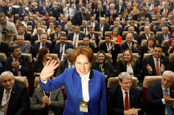 Meclis'te İyi Parti'den 5 milletvekili var