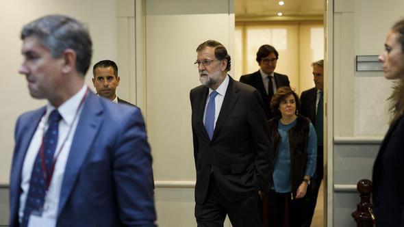 İspanya şokta ! Başbakan'dan ilk açıklama geldi...