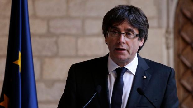 Görevden alınan Katalan liderden ''direniş'' çağrısı