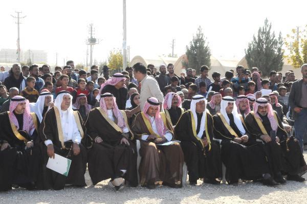 Şanlıurfa'daki Suriyeliler eylem yaptı
