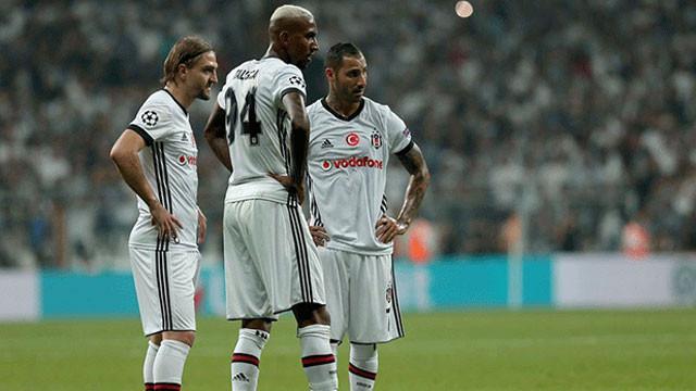 Beşiktaş'ta kriz büyüyor ! Caner ve Talisca...