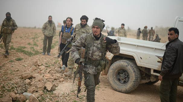 ÖSO İdlib'e girdi, TSK alarmda !
