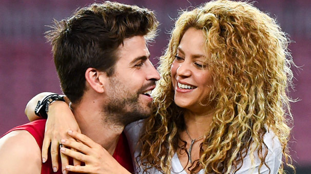 Pique'ye bir darbe de Shakira'dan !