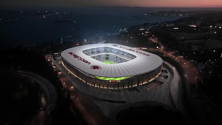 Beşiktaş'tan anlamlı hareket