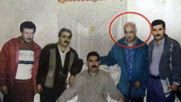 Gözaltına alınan kişinin cebinden bu fotoğraf çıktı !