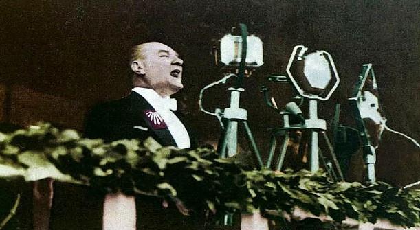 İşte Atatürk'ün Nutuk'tan çıkardığı bölüm