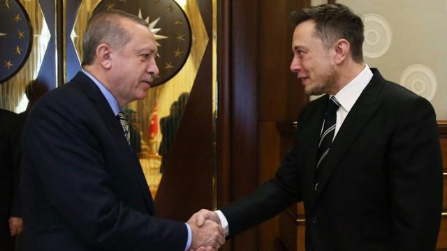 Çılgın mucit Elon Musk'un gözü İstanbul'da !