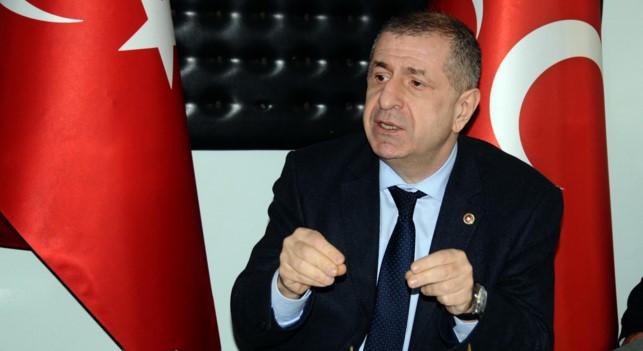 Özdağ'dan Erdoğan'a: ''Sizin gemi karaya çoktan oturdu''