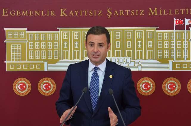 CHP'li Ahmet Akın MASAK'ı göreve çağırdı